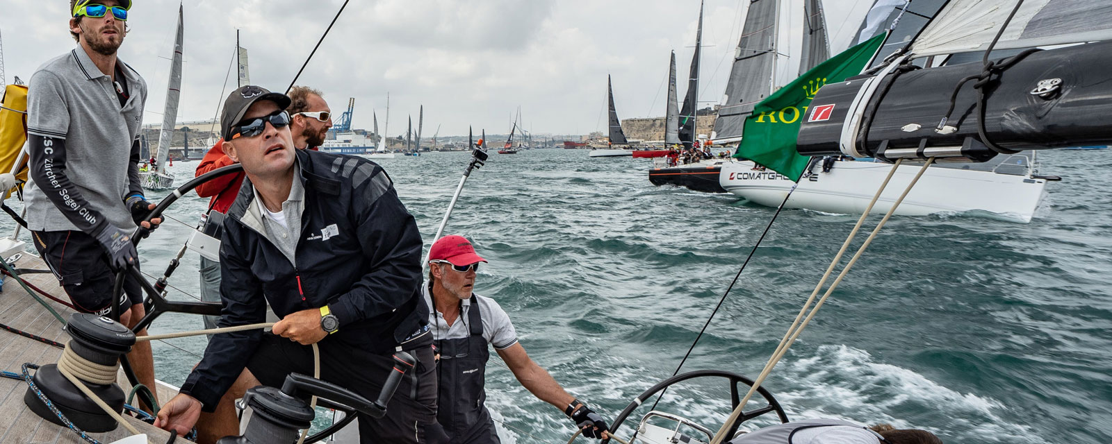 sna rolex middle sea race
